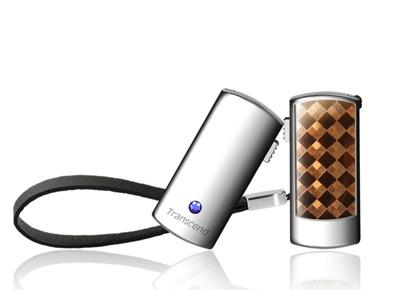 Transcend JetFlash V95C Luxurious USB Flash Drive