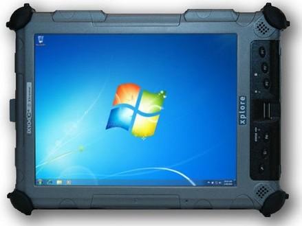 Xplore iX104C4HD Rugged Tablet PC