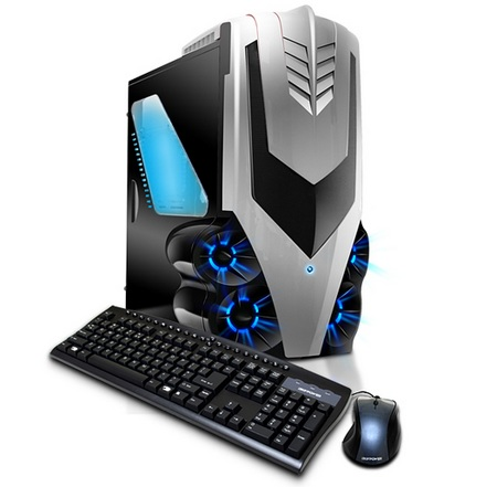 iBuyPower Paladin E370 gaming pc