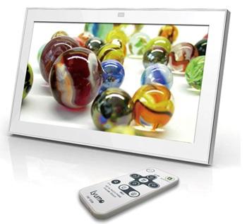 iRiver framee-Smart Digital Photo Frame white