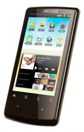 Archos 32 Android PMP Detailed Early