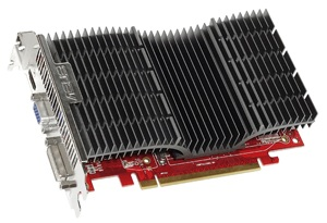 Asus EAH5550 SILENT graphics card