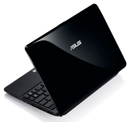 Asus Eee PC 1015PEM Seashell Netbook with Atom N550 black