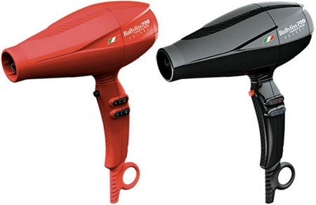 BaByliss Pro VOLARE V1 Hair Dryers get Ferrari Engine