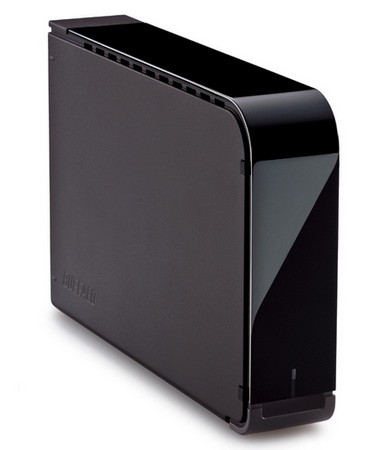 Buffalo HD-LBU2 External Hard Drive 1