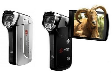DXG DXG-5D7V Pocket 3D Camcorder