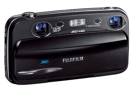 FujiFilm FinePix REAL 3D W3 3D Camera with HD 3D Video Recording