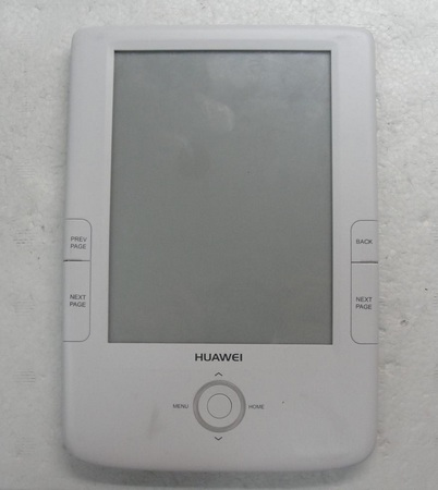 Huawei T62W e-book Reader with 3G and WiFi