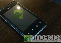 LG E720 Android Phone Leaked