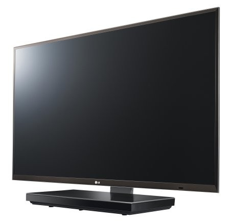 LG LEX8 3D HDTV with NANO Lighting Technology angle