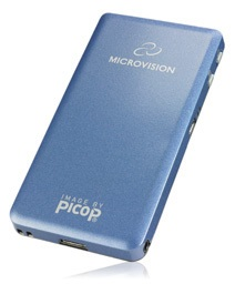 Microvision ShowWX Laser Pico Projector
