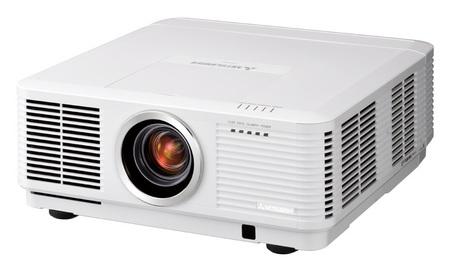 Mitsubishi XD8100U and WD8200U Dual-Lamp Projectors