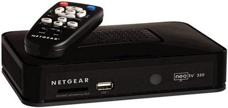 NetGear NeoTV 350 HD media player