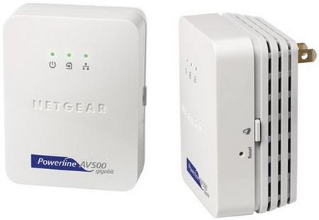 Netgear XAV5001 Powerline AV 500 Adapter