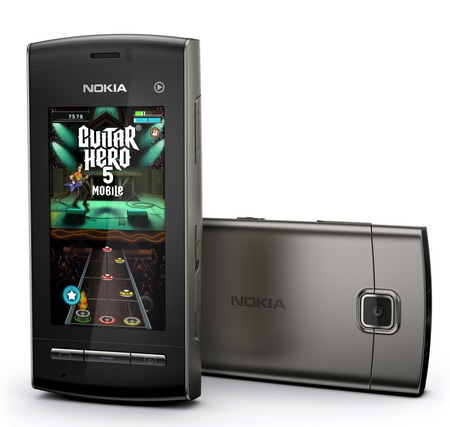Nokia 5250 Touchscreen Phone