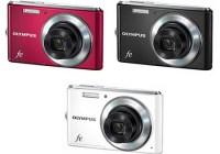 Olympus FE-4050 digital camera colors