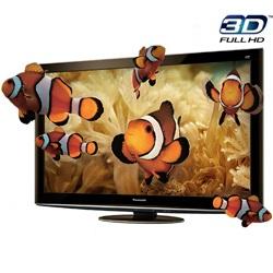 Panasonic VIERA GT25 Series Full HD 3D Plasma HDTVs