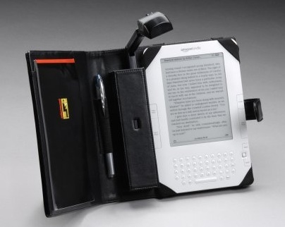 Periscope Lighted Folio for Amazon Kindle 2 and NOOK