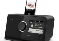 REVO AXiS Digital Radio with iPhone iPod Dock