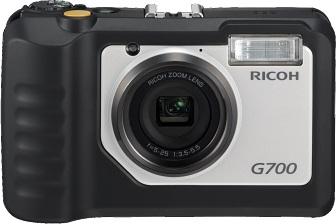 Ricoh G700 Rugged Digital Camera