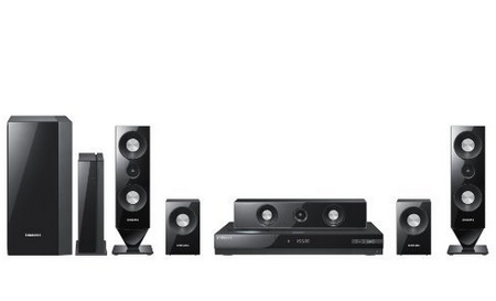 Samsung HT-C6900W 3D Blu-Ray Home Theater System