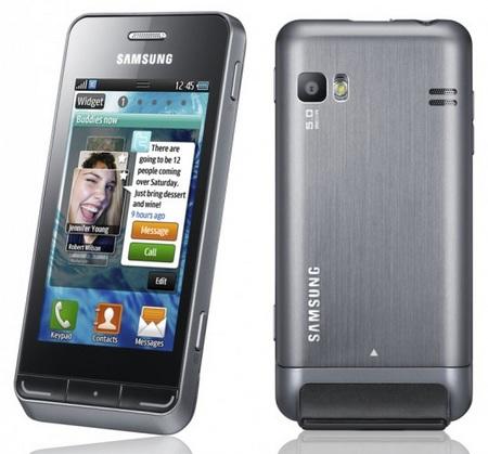Samsung Wave 723 GT-S7230E bada Phone