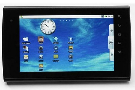 Stream TV eLocity Android Tablet