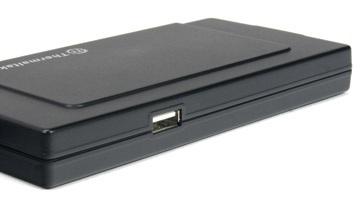 Thermaltake Toughpower Ultra Slim 95W Universal Notebook Adapter usb power port