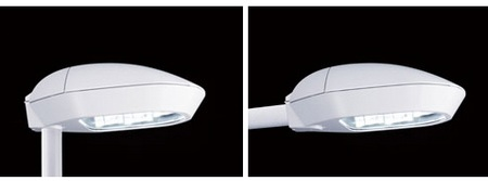 Toshiba LEDW-15101W(H) and LEDW-15201W(H) LED Street Lamps