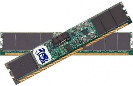 Viking SATADIMM Enterprise SSD in DIMM Form Factor