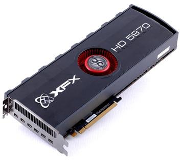 XFX Radeon HD5970 Limited Black Edition