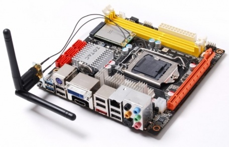 Zotac H55ITX-WiFi mini-ITX Motherboard