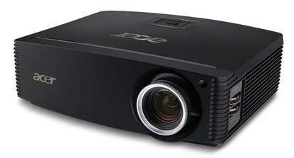 Acer P7200i, P7203, P7205 and P7500 Video Projectors