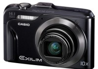 Casio EXILIM EX-H20G Hybird GPS Digital Camera