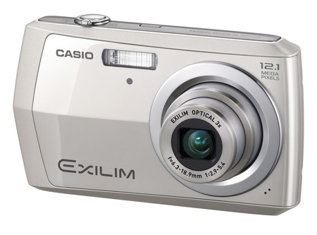 Casio EXILIM EX-Z16 Entry-Level Camera Silver
