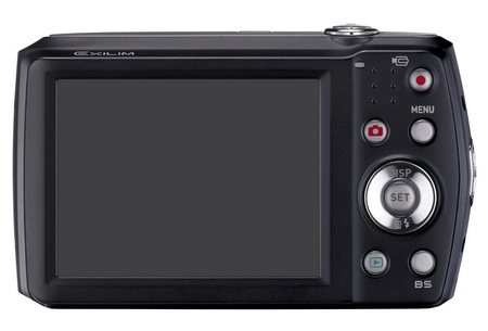 Casio EXILIM EX-Z16 Entry-Level Camera back