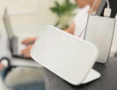 Cooler Master Choiix Boom Boom Portable Speaker white