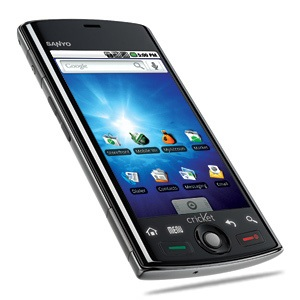 Cricket Sanyo Zio by Kyocera Android Smartphone