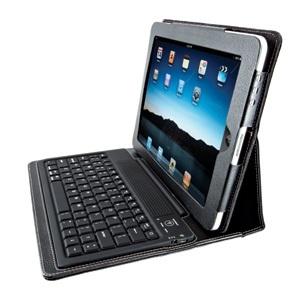 Kensington KeyFolio Bluetooth Keyboard Case for iPad K39294US