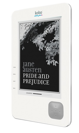 Kobo Wireless eReader with WiFi