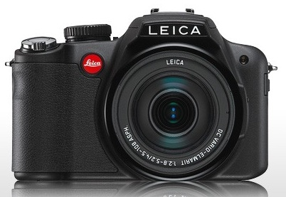 Leica V-Lux 2 24x Super Zoom Camera front