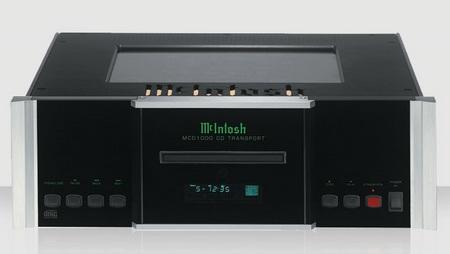 McIntosh MCD1000 CD Transport