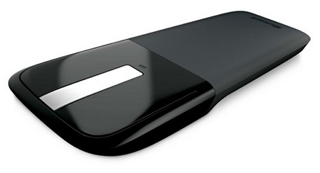 Microsoft Arc Touch Mouse flat