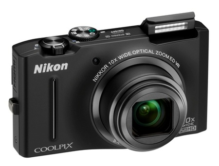 Nikon CoolPix S8100 Digital Camera black