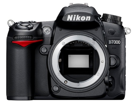 Nikon D7000 DSLR Camera 1080p Full HD Video without lens