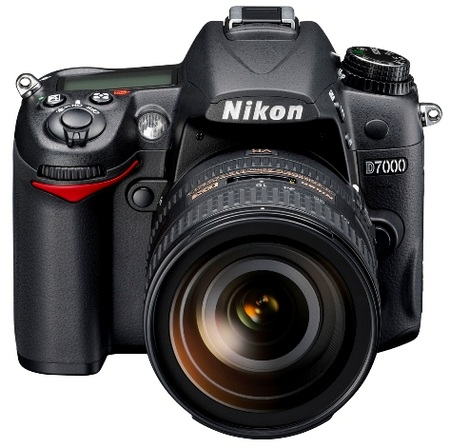 Nikon D7000 DSLR Camera 1080p Full HD Video