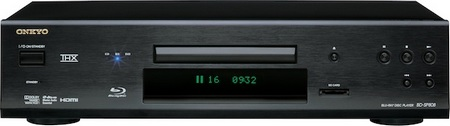 Onkyo BD-SP808 Blu-ray Player with Blockbuster on Demand