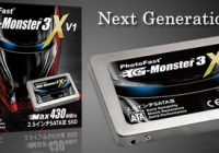 PhotoFast G-Monster 3XV1 SSD with up to 430MBs Read Speed