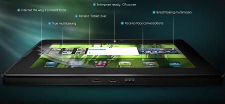 RIM BlackBerry PlayBook 7-inch Tablet 2