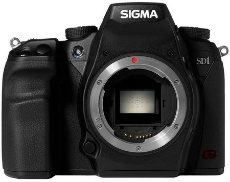 Sigma SD1 Digital SLR Camera